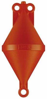 boya-biconica-220mm-naranja-